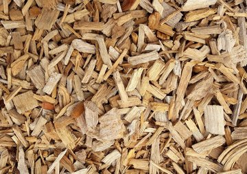 woodchip heating system